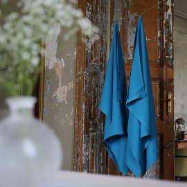 Hørhåndklæde, Turkis Lara