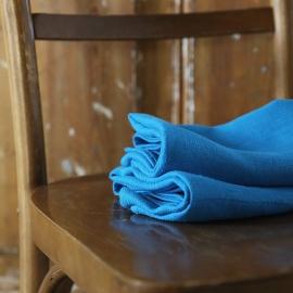 Badehåndklæde og gæstehåndklæde i hør, Turkis Lara