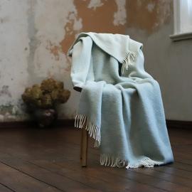 Plaid i uld, Sage Roberto